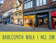 Nottingham student lettings bridlesmith walk