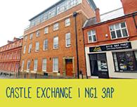 Nottingham student lettings castle exchange