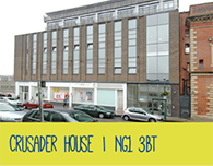 Nottingham Students lettings Crusader house