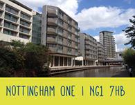 Student Accommodation Nottingham One