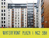Student Accommodation Waterfront Plaza Nottingham