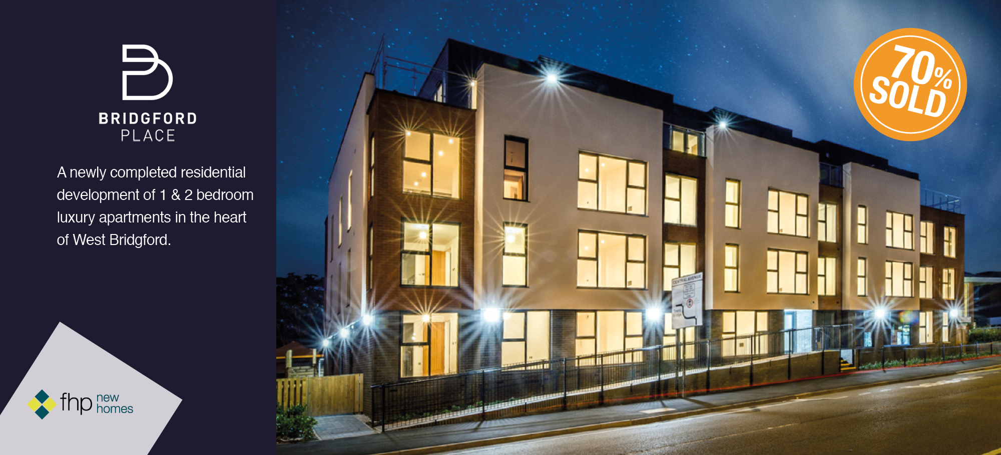 luxury apartments west bridgford