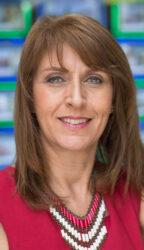 Nottingham letting agent Sheryl Grundy