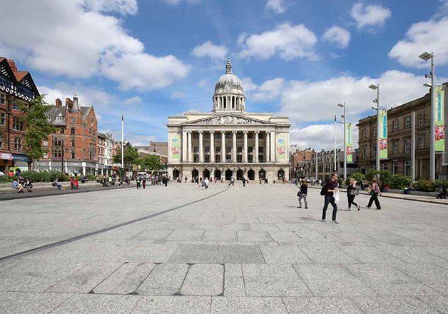 Nottingham City centre student living