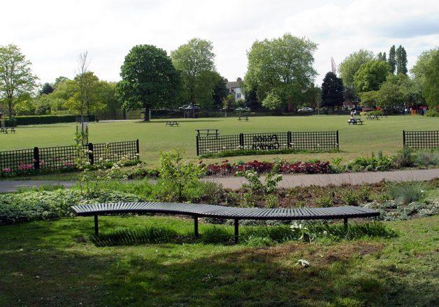 Lenton recreation ground - Lenton student accommodation