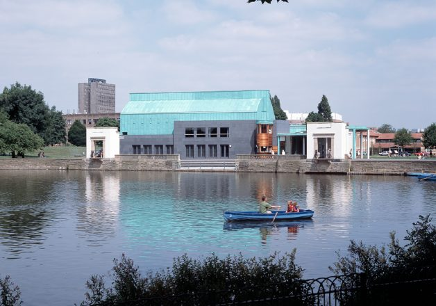 Dunkirk Student accommodation - Lakeside arts centre and cafe
