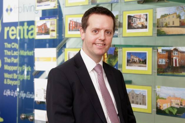 Lee Matthews responsible for property sales in Mapperley Park