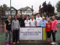 Lady Bay Tennis club sponsorship