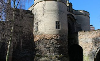 Nottingham Castle - not for sale