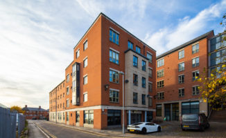 student accommodation nottingham - varsity