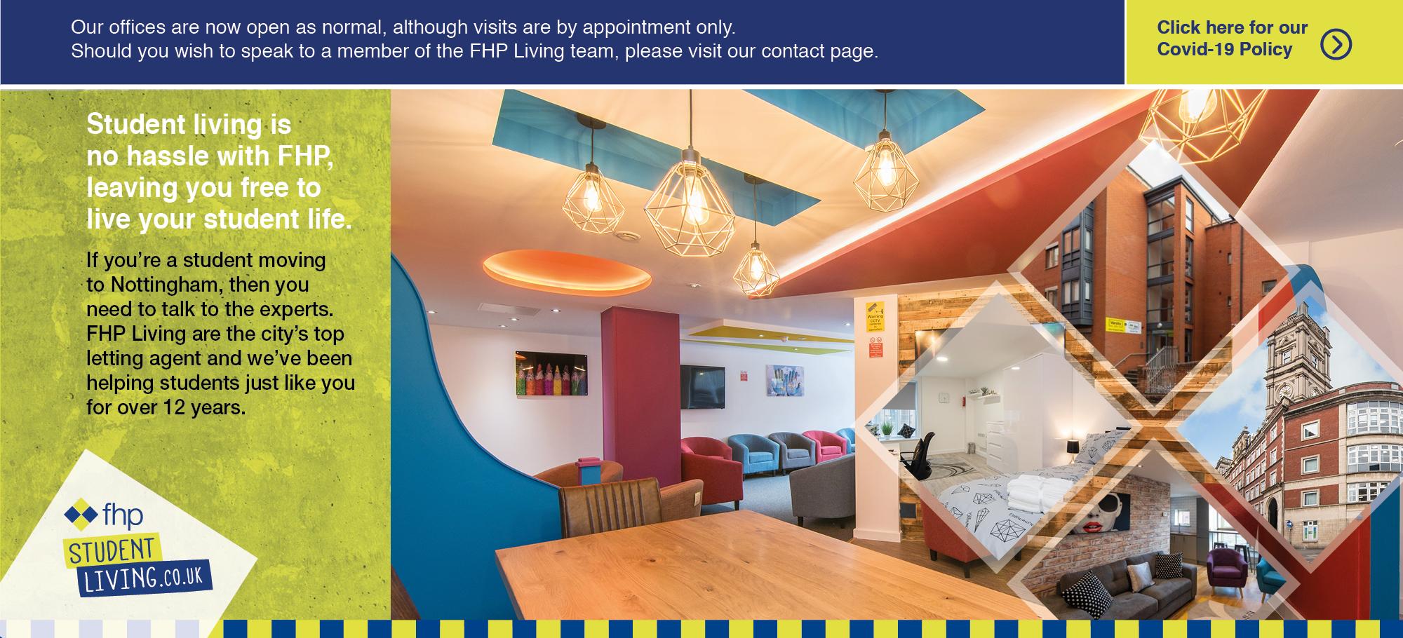 nottingham student accommodation