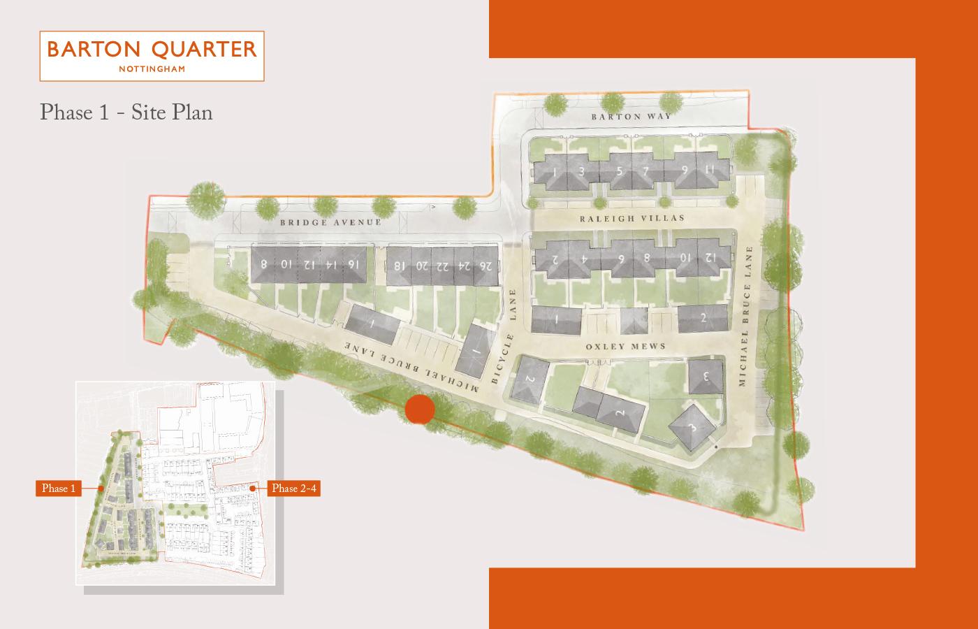 luxury apartment nottingham barton quarter overall plan