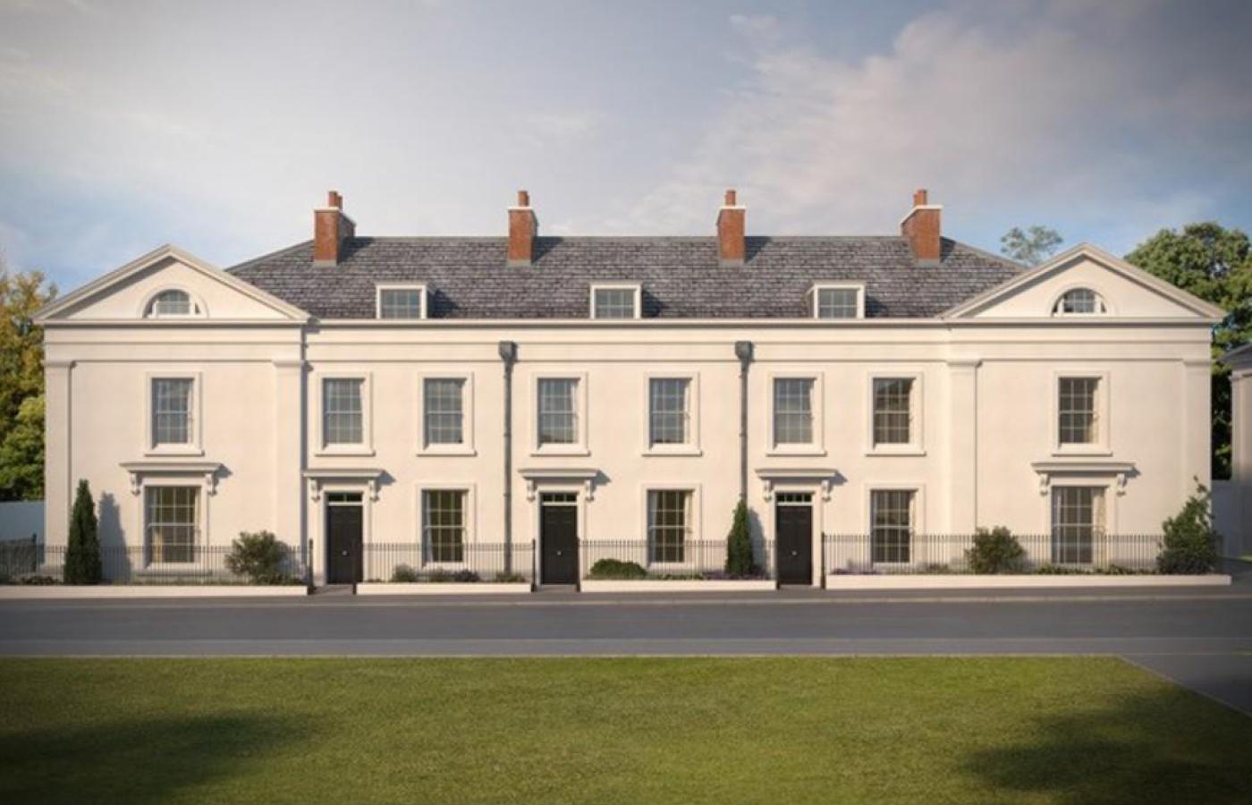 luxury apartment nottingham barton quarter streetview