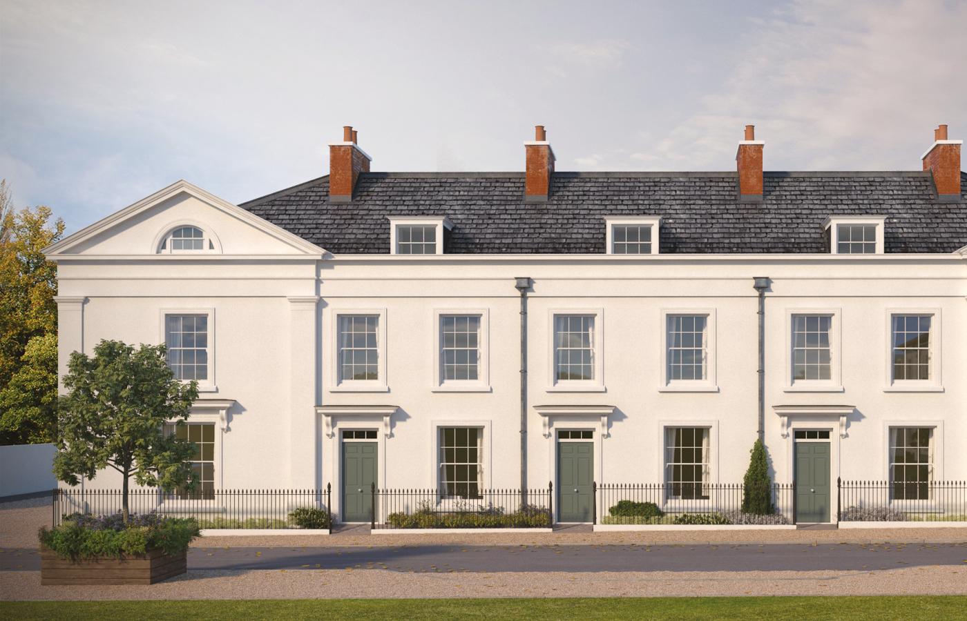 luxury apartments nottingham (cgi) exterior