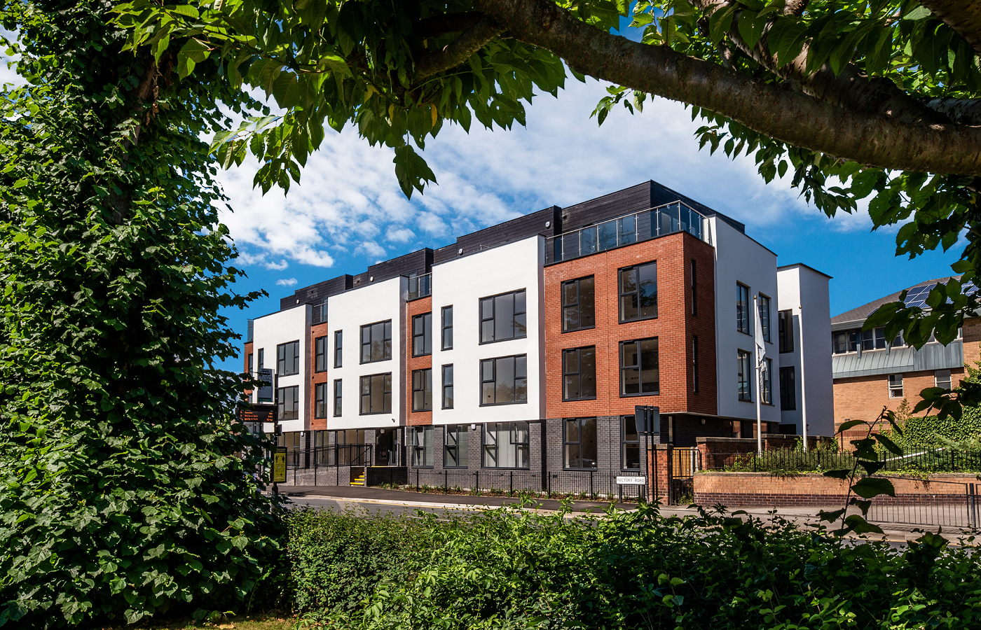 luxury apartment nottingham bridgford place