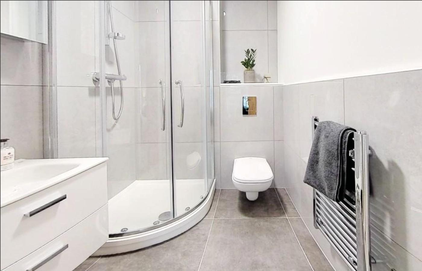 luxury apartment nottingham bridgford place bathroom