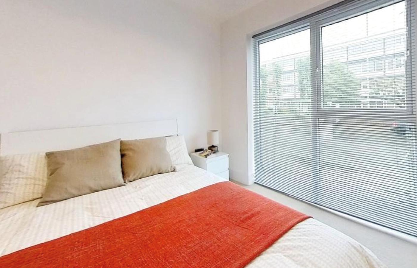 luxury apartment nottingham bridgford place bedroom