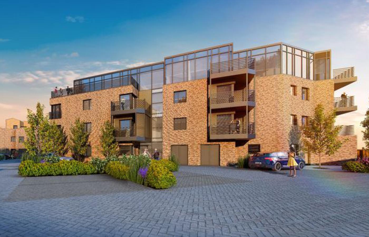 luxury waterside apartments nottingham