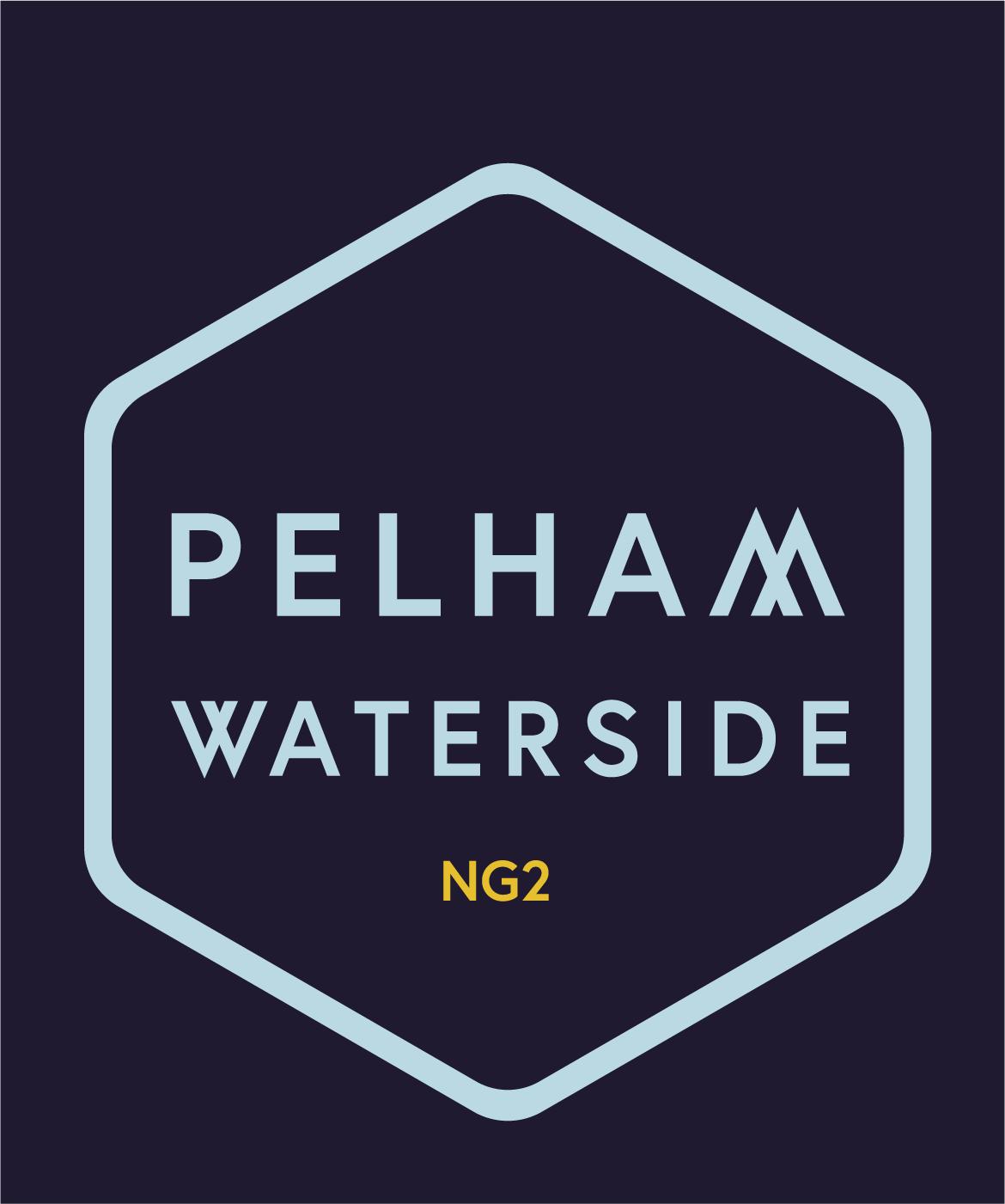 Pelham Waterside logo