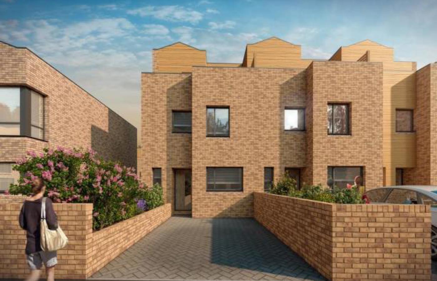 luxury apartment nottingham pelham waterside cgi