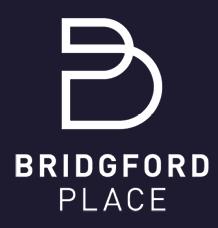 luxury apartment nottingham bridgford place logo