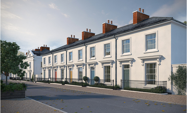 mews houses for sale in beeston nottingham cgi